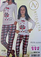 Пижама детская трикотаж Турция