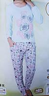 Пижама женская хлопок