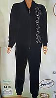 Пижама женская велюр большого размера