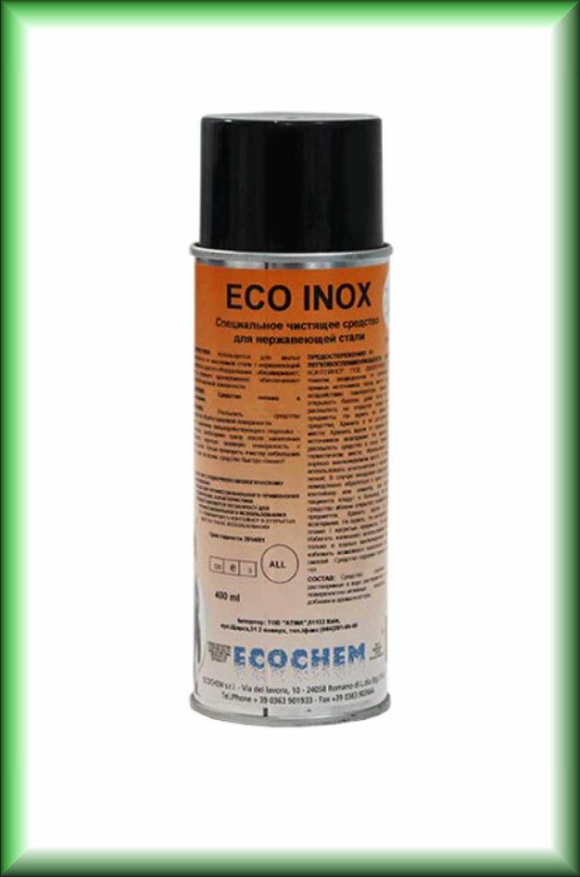 Средство чистящее для нержавеющей стали Ecochem ECO INOX 0.4л