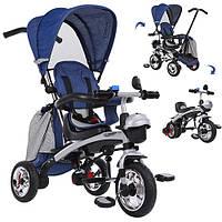 Детский 3-х колесный велосипед M 3212AJ-10 TURBOTRIKE. Гарантия качества.Быстрая доставка., фото 1