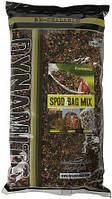 Зерновая прикормка DYNAMITE BAITS Spod & Bag Mix - Fishmeal, 2 kg