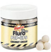 Бойлы DYNAMITE BAITS Fluro Coconut Cream 10mm