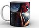 Кружка GeekLand Человек-Паук Spider-Man Питер Паркер и Гвен Стейси SM.02.017, фото 3