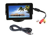 Автомонитор 4,3'' Car Rearview Monitor Color LCD