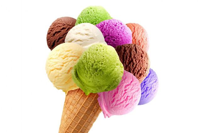 Ложки для мороженого