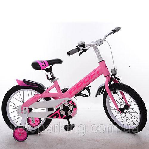 Велосипед детский Profi Star 16 (2018) new