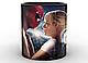 Кружка GeekLand Человек-Паук Spider-Man Питер Паркер и Гвен Стейси SM.02.017, фото 5