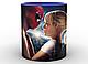 Кружка GeekLand Человек-Паук Spider-Man Питер Паркер и Гвен Стейси SM.02.017, фото 8