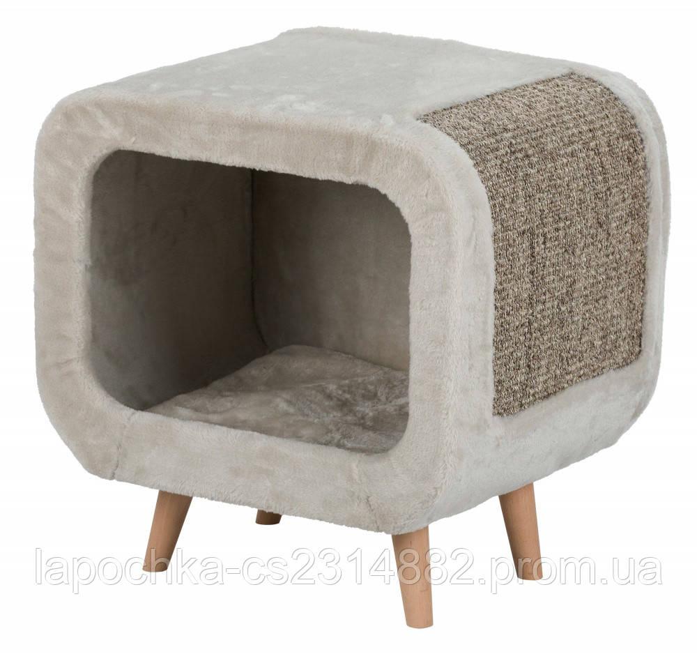 Дряпка-дом Trixie Alicia для кошек, 48×48×38 см