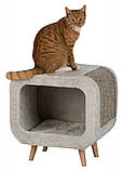 Дряпка-дом Trixie Alicia для кошек, 48×48×38 см, фото 2