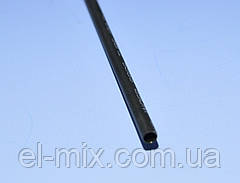 Термоусадка с клеем W-1-SB(3-х)  3,2/1,0мм Woer(и др.), черная, 1м  16-0703