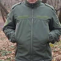 """Куртка «Softshell»Олива """"Барс"""" Оригинал. Р.Ф!"""