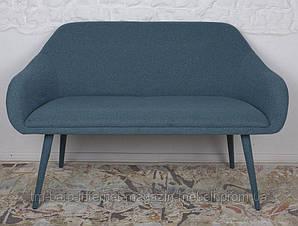 Кресло-банкетка Maiorica (Майорка) бирюзовый, (Бесплатная доставка), Nicolas