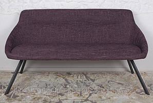 Кресло-банкетка Toledo (Толедо) рогожка баклажан, (Бесплатная доставка), Nicolas