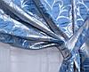 """Две готовые шторы из жаккарда. """"Корона"""" 177ш (А) , фото 6"""
