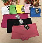 Трусики женские шортики с камешками ~~~, фото 2