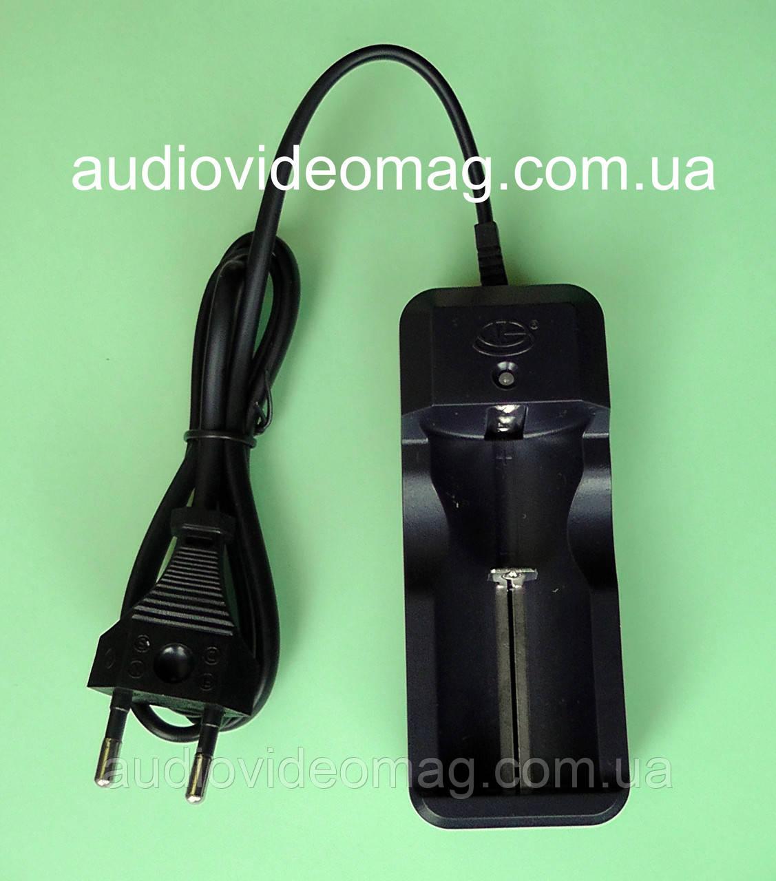 Зарядное устройство 4.2V 450 mA  для  LI-ion аккумуляторов 18650 и других размеров