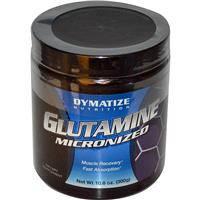 L- Глютамин, Dymatize Nutrition, Микронизированный глютамин,  228 г