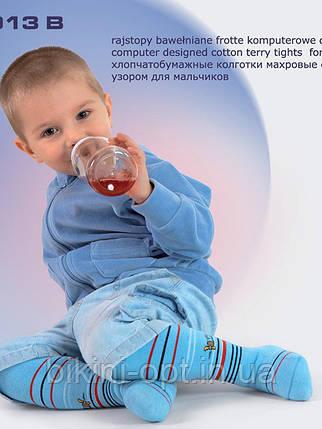 Детские колготи с махрой для мальчика Rewon , фото 2