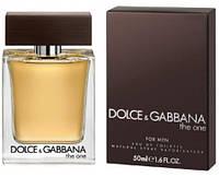 Мужская туалетная вода Dolce&Gabbana The one for Men (Дольче Габбана Зе Ван фо Мен) 100 мл., фото 1