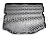 Коврик в багажник TOYOTA RAV4 с докаткой с 2013- , цвет:черный , производитель NovLine