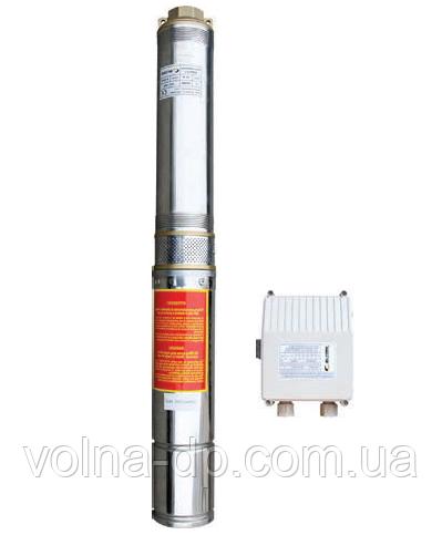 Насос скважинный   OPTIMA  4SDm3/20 1.5 кВт 145м + пульт NEW