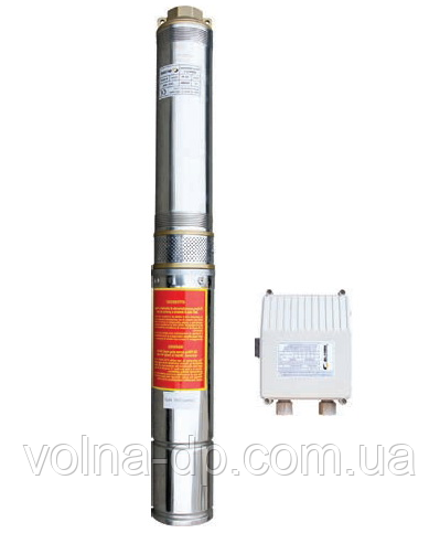 Насос скважинный   OPTIMA  4SDm6/11 1.1 кВт 69м + пульт NEW