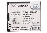 Аккумулятор Amplicomms PowerTel M7000 1000 mAh Cameron Sino