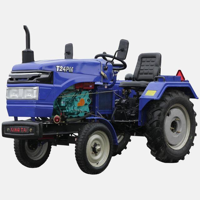 Трактор Т 24РМ (24 л.с., ременной привод, задний ВОМ)