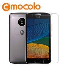 Защитное стекло Mocolo 2.5D для Motorola Moto G5