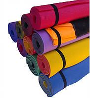 Мягкие и комфортные коврики для гимнастики, фитнеса, йоги, аэробики и туризма