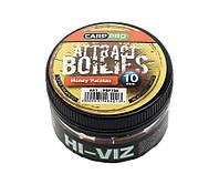Бойлы Carp Pro Attract Boilies Honey Yucatan 10мм