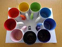Фото на чашке Харьков (цветная чашка)
