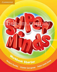 Super Minds Starter Workbook / Рабочая тетрадь