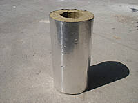 Циліндр мінераловатний базальтовий з покриттям фольгопергамін
