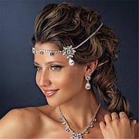 Тиара на свадьбу красивая для невесты