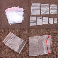 Зип пакеты маленькие упаковка 100 шт