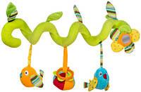 Спиральная подвеска Райские птички BabyOno 1395