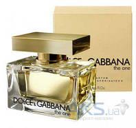 Dolce&Gabbana The One Парфюмированная вода 30 ml