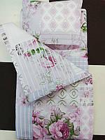 Постелька для куклы в кроватку