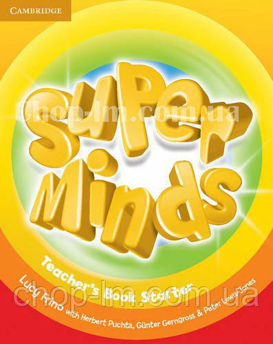 Super Minds Starter Teacher's Book / Книга для учителя