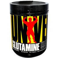 L- Глютамин, Universal Nutrition, Порошок,  600 г