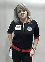 Кофта бомбер женская в стиле Acne Studios на молнии, фото 1