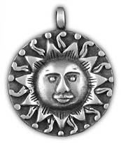 Захисний оберіг Сонце