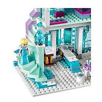 """Конструктор для детей """"Волшебный ледяной замок Эльзы"""" Bela 10664 Disney 709 деталей"""