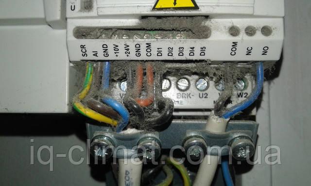 Влияние пыли на вентиляционное оборудование.