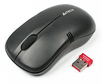 Мышь беспроводная A4 Tech G3-230 N-1 Black USB WRL
