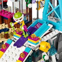 """Конструктор Lepin 01042 """"Горнолыжный курорт: подъёмник"""", 632 дет."""