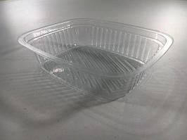 Одноразовый пластиковый контейнер для продуктов, SL800P, 250мл, без крышки
